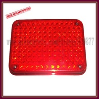LED Deck light, LED mounting kit for fire-engine, Bolt install, Waterproof, 134 LEDs, DC12V, PC lens wich good transparency