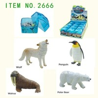 3D puzzle animals 2666 ( 4 assorted )