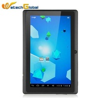 Android 4.0 Tablet PC 7 inch Capacitive Screen Allwinner A13 4GB ROM Dual Camera WiFi Q88