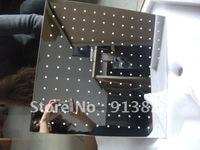 Min-flow 10 inch head shower brass rain showerheads