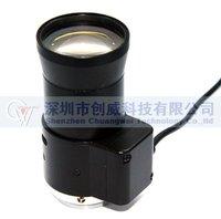 6-60mm DC drive Auto-iris varifocal CCTV lens