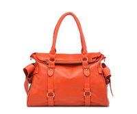 wholesale Women Hasp Rivet Leather Handbags bags Fashion Square Shoulder Bags Messenger Bag Zip Top Organzierhave 3 colore