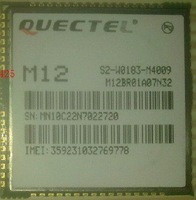 Quectel M12 (M12 - D) module (double frequency, compatible M10)