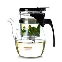 GLASS Tea Pot For all kind of tea SAMADOYO B-06 about 600ml the best quality in china piaoyi cup