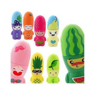 100%new Pretty Fruit cool fun/electronic gadget cartoon mini fan,pocket fan hand fan/Children Toy/birthday