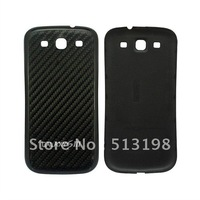 New leather Replacement Back Cover housing Battery Door for Samsung i9300 Galaxy S3 A225 Free Shipping