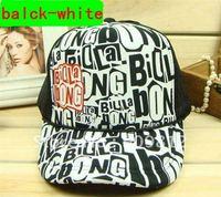 Free Shipping  Letters graffiti Mesh cap, Leisure hat, Truck cap, 2 color 20pcs/lot
