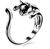 Hot! Cat Ring Fashion Finger ring