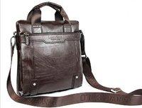 Wholesale good quality hot selling shoulder bag,man messenger bag, men leather handbags business bag 2color free shipping MB38