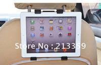 Free Shipping for Universal car back seat headrest mount braceket tablet mount ,Useful car mount holder