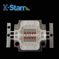 Wholesale 10W Yellow High Brightness 400lm High Power Led , 10pcs/lot,2years Warranty+Free shipping