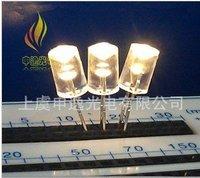 Wholesale 3000pcs/lot ,5mm concave warm white LED diode , F5mm white led bulb