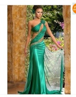 Sexy New Emerald Prom Dress/Evening dress/Ball/Formal Gown/Party Dress Custom