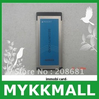 Professional Nissan Consult3 Security Card for Immobilizer with promotion price