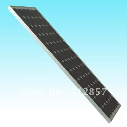 PV solar panel 285w monocrystalline cell module kit with wire and low iron tempred glass laminated with CE,TUV,CEC(China (Mainland))