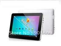Andriod 4.0 A13 Cortex A8 1.2GHZ CPU 512M RAM 8G Flash Wifi Camera 9 inch android tablet pc
