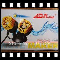 Dual heads Powerful Aquarium Wave maker Fish tank water pump Wave making machine with imitated natural waves