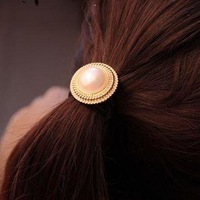 Minimal mix styles $5 New Fashion Strawhat Hair Jewelry A9R23C Free Shipping