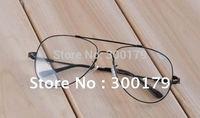 New Arrival Best selling classic aviatoor metal full flexible double bridge & temple optical eyeglasses frame spectacle