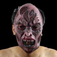 FREE SHIPPING!!!Terrorist kuso mask, Halloween items, half plane with black face mask