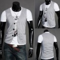 2012 specials for men fashion leisure vest men s small vest only 9.99usd  DM-M10M11