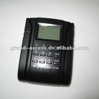 2012 High quality access control machine  with free software and time recording