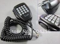 Car Radio Mic HM-118TN speaker  microphone for ICOM IC-2720H/2200H/IC-208H keypad lighting