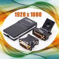 PC Laptop external USB graphics card UGA USB 2.0 to DVI VGA HDMI Converter adapter 1920*1080P USB display Adapter
