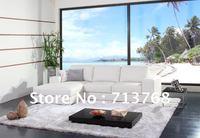 Modern furniture / living room  leather sofa / corner sofa MCNO8047