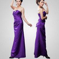 Свадебное платье Lace up Strapless Bling Wedding Dress Lf016