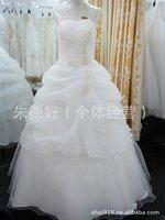 Wedding dress bride on wedding 823