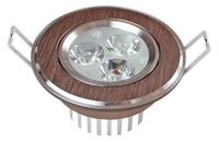 3x1W  LED Down light 2 Years warranty