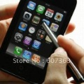 Free shipping  5 pcs/lot 1 x NEW Stylus TOUCH PEN FOR iPad IPOD TOUCH iPhone 3GS