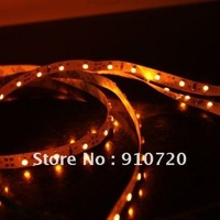 Free Shipping + 1PC DD01-N 5M 3528 300 LED DC12V 20W Non Waterproof Color Red/Yellow/Blue/Green/White/Warm White Strip Light