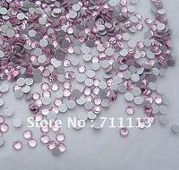 Free shipping 2.8MM light pink crystal stones Taiwang Acrylic Rhinestones Acrylic flatback Diamond for making 1440pcs/lot