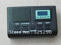 Free shipping SD card 4GB Telephone Recording Box,Telephone Voice Recorder,Phone Voice recording SD Card, Voice logger