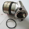 performance Intake Pipe for gy6 50cc engine+free shipping(China (Mainland))