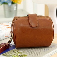 Relaxation style outdoors digital camera bag Retro style small shoulder bag Model No. M005 Free Shipping