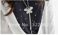 Free Shipping 20 pieces/lot Sweater Chain Necklace Pendent Fashion Jewelry