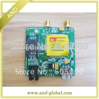 MINI V2.0 3G HSDPA SIM5320A module with GPS evaluation kit evaluation board(China (Mainland))