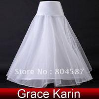 Grace Karin A-line Wedding Gown Dress Petticoat Underskirt Crinoline Free Shipping CL2708