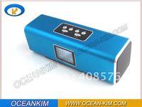 DHL Free Shipping For NiZHi TT602 TT-602 Mini Digital Computer Music Speaker