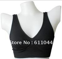 500pcs/lot Women Atonement Genie Seamless Bra Underwear Holiday Leisure Vest