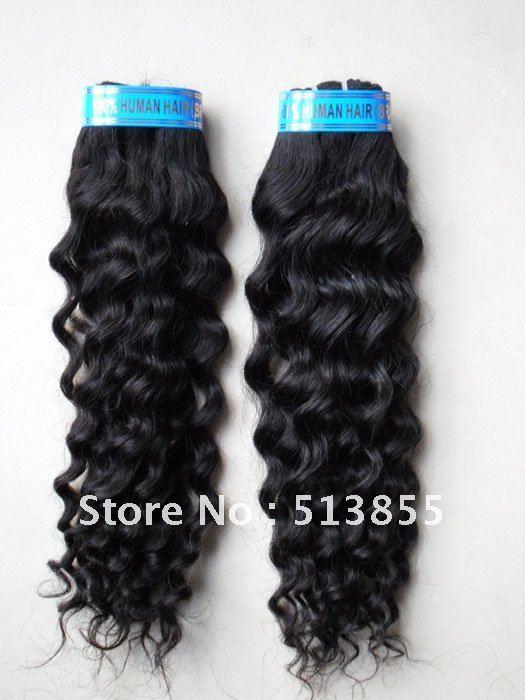 Virgin Brazilian Deep Wave Hair