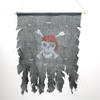Min.order is $20 (mix order)Ghosts door curtain,Flag Of Ghost/skeleton/pirate for Halloween Bar Party decoration Free shipping.