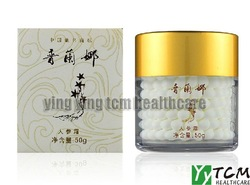 wholesaele and retail PULANNA ginseng cream moisturizing and anti aging face cream(China (Mainland))