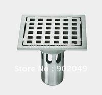 Bathtub Shelves Floor Drain Sanitary Floor Trap Accessories Set High Quality KL-FCO21