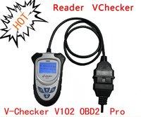 V-Checker V102 OBD2 Diagnostic Scanner Pro Code Reader VChecker