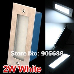 2W White 30 LED Garden Landscape Yard Flood Light Lamp(China (Mainland))