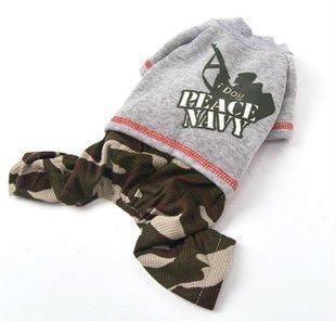 HOT SELL! fashion design! USA gunner clothing, pet dog clothes/shirts/jacket/dresses/newpet
